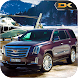 Cadillac Escalade: Crazy City Drift Drive & Stunts