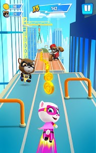 Talking Tom Hero Dash – Run Game 8