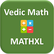 MATHXL:Vedic Maths, Mental math tricks & Flashcard