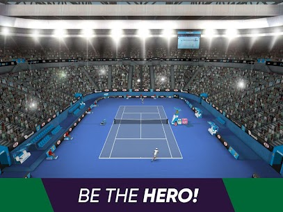 Tennis World Open 2021: Ultimate 3D Sports Games Mod Apk 1.1.90 (Mod Money) 2