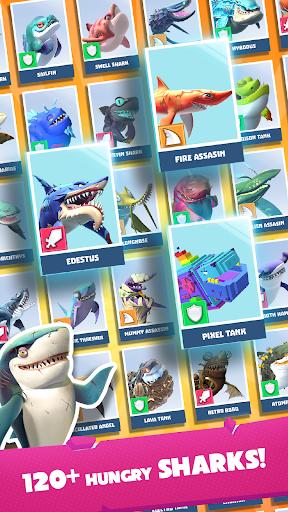 Hungry Shark Heroes 3.4 Screenshots 2