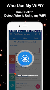 WiFi Router Manager(No Ad) – Who is on My WiFi? 1.0.10 Apk 2