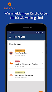 NINA – Die Warn-App des BBK 1
