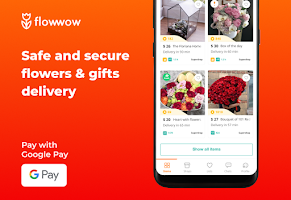 Flowwow flowers. Delivery of flowers and sweets