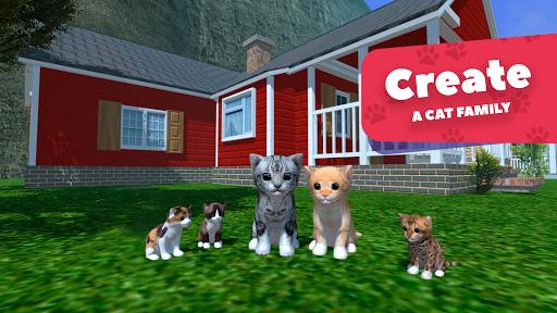 Cat Simulator - Animal Life  screenshots 7
