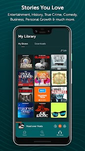 Wondery MOD APK- Premium Podcast App (Plus Unlocked) Download 8