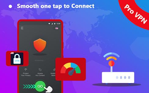 Pro VPN Fast Speed Server: VPN Secure, VPN Proxy For Android 2