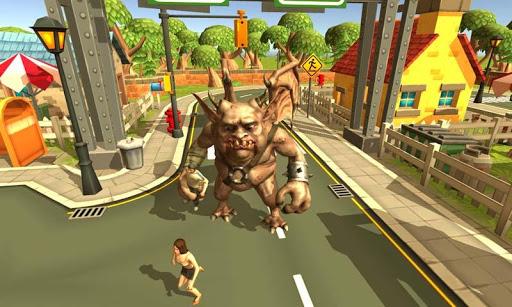 Monster Simulator Trigger City  screenshots 1