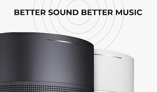Setup Bose Connect: Bose Speaker Music & Control