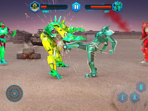 Robot X Street Battle: Beat Em Up Warrior Assassin apkmr screenshots 22