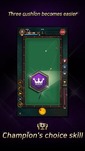 RealBilliards Battle: carom billiards 3 cushion  screenshots 6