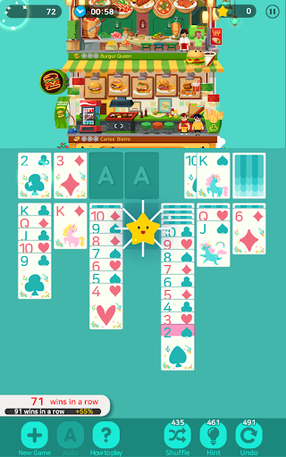 Solitaire : Cooking Tower 1.3.6 screenshots 6