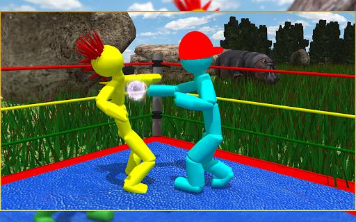 Stickman Wrestling 2.2 screenshots 9