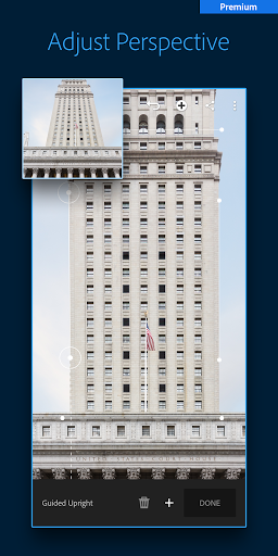 Adobe Lightroom - Photo Editor & Pro Camera 6.1.0 screenshots 8