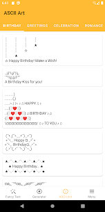 Fancy Text Symbols Premium v2.6 MOD APK – Cool fonts nickname generator 3