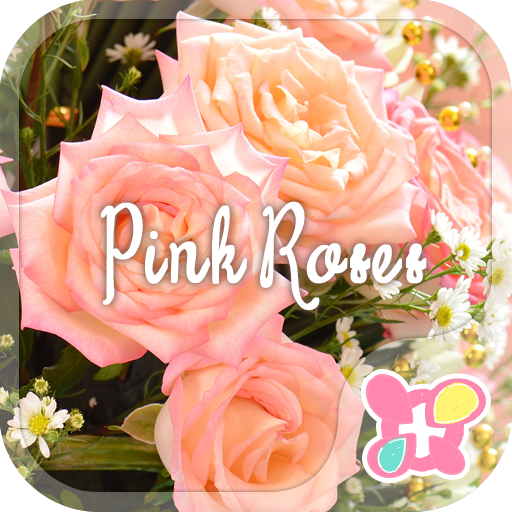 icon & wallpaper-Pink Roses- For PC Windows (7, 8, 10 and 10x) & Mac Computer