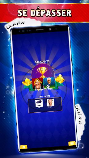 Coinche Offline - Single Player Card Game  screenshots 5