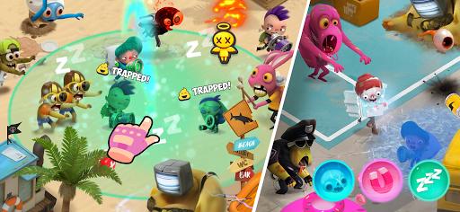 Kids vs Zombies: Brawl for Donuts screenshots 6