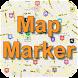 Map Marker (地図メモ)
