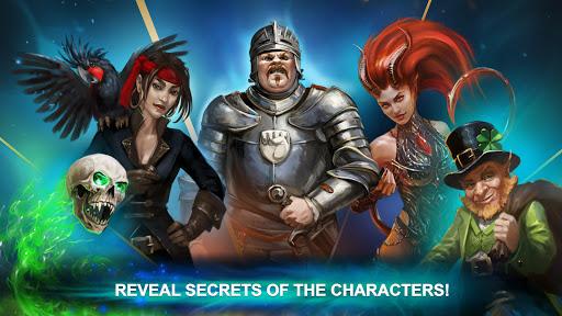 Blood of Titans: Quest & Battle Fantasy CCG screenshots 3