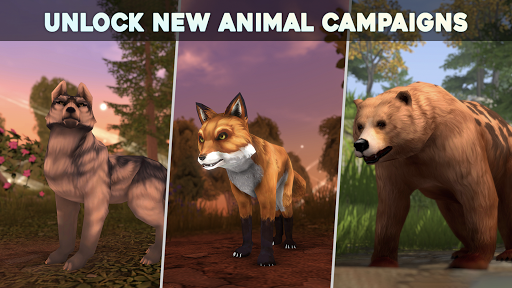 Wolf Tales - Online Wild Animal Sim 200224 screenshots 13