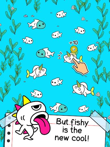Fish Evolution - Create Mutant Sea Creatures  screenshots 6