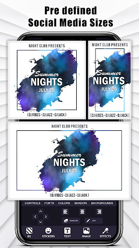 Foto do Digital Marketing Poster Maker