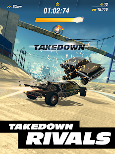 Fast & Furious Takedown Screenshot