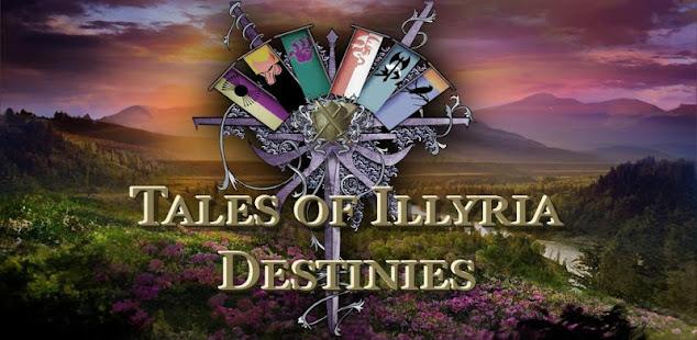 Скриншот №1 к Tales of IllyriaDestinies