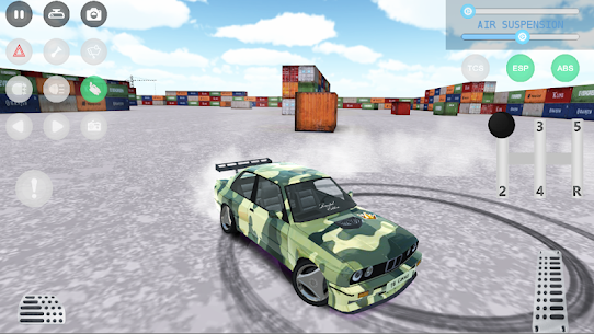 Ücretsiz E30 Drift ve Modifiye Simulator 4