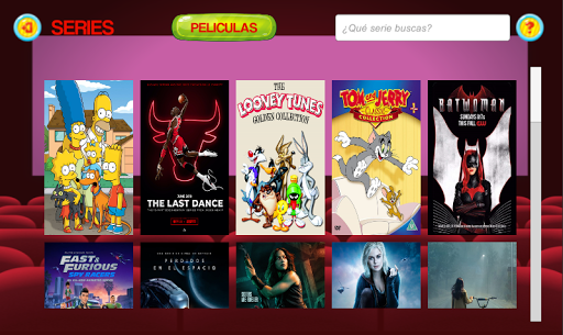 Pelu00edculas y Series gratis online modavailable screenshots 5