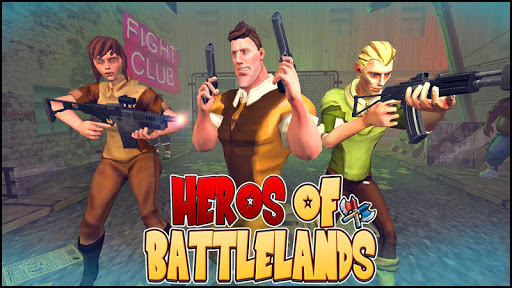 Télécharger héros de la guerre: lutteuse royale APK MOD (Astuce) screenshots 1