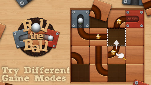 Roll the Ball® - slide puzzle  screenshots 2