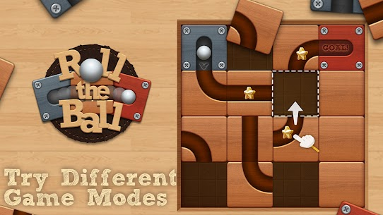 Roll the Ball® – slide puzzle Apk Download NEW 2021 4
