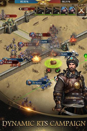 Conquerors 2: Glory of Sultans  screenshots 5