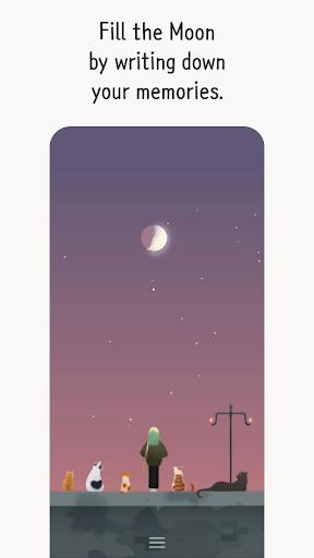 Luna diary - journal on the moon apktram screenshots 4