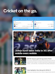 ESPNCricinfo - Live Cricket Scores, News & Videos 7.1 Screenshots 11