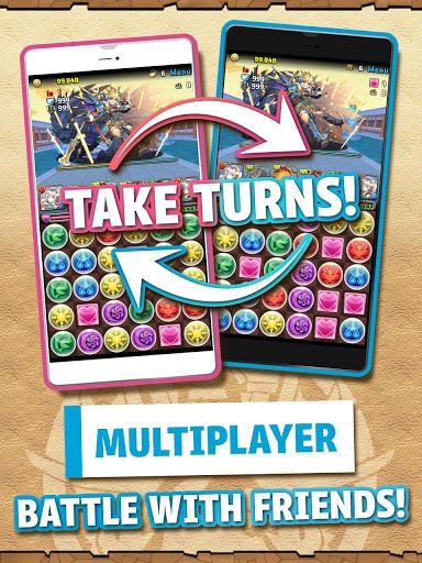Puzzle & Dragons screenshots 20