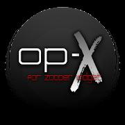 Op-X for Zooper Widget Pro  Icon