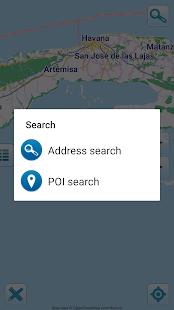 Map of Cuba offline 2.6 Screenshots 2