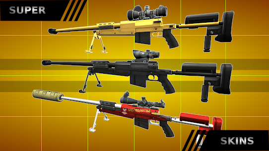 Multiplayer Shooting Arena A2S2K Mod Apk 1.4.3 (A Large Number of Gold Coins) 6