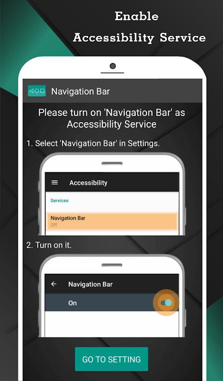 Navigation Bar (Back, Home, Recent Button)  poster 6
