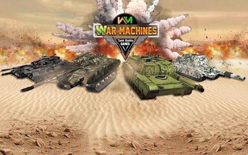 Tank Battle : Free Tank Games Hack Online (Android iOS) 1