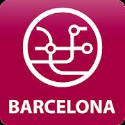 Barcelona public transport routes 2020