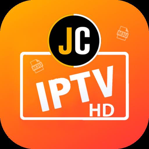 Baixar JCIptvHD - Listas  IPTV M3u para Android