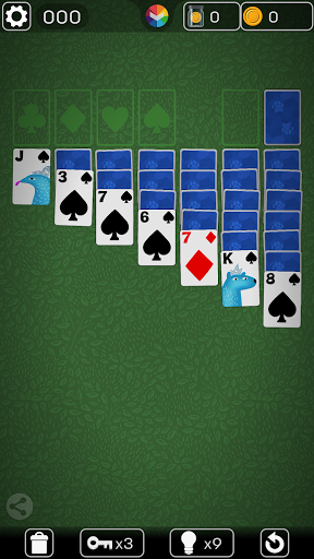 FLICK SOLITAIRE 1.01.20 screenshots 9