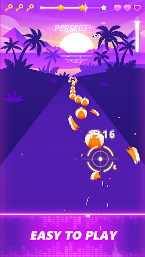 Beat Fire 3D:EDM Music Shooter 1.0.4 screenshots 2