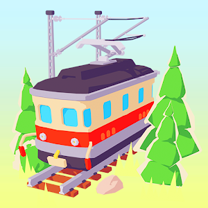 Train Station Idle Tycoon