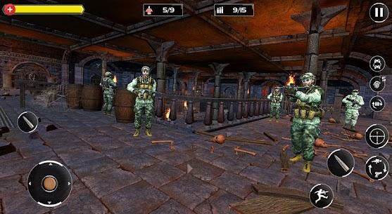 FPS Bắn súng chiến tranh – Counter Critical Strike Ver. 1.0 MOD APK | GOD MODE | DUMB ENEMY | NO ADS 2