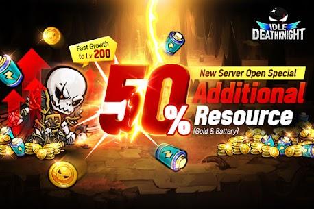 IDLE Death Knight – AFK RPG, idle games 4
